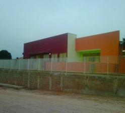 Construção da creche do bairro do Bateia de baixo - Piedade|SP
