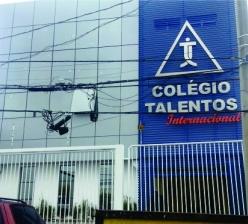 Turma Colégio Turma do Juquinha (Colégio Talentos).