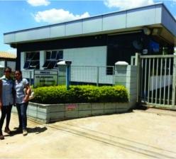 Reforma e Reparo estrutural do prédio da portaria - Seco Tools